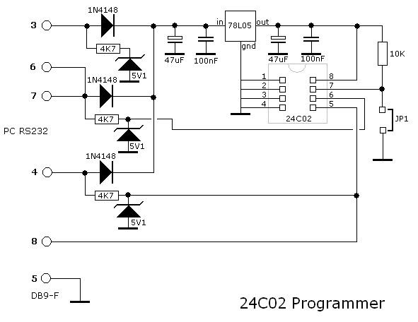 24C02-programmer