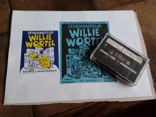WillieWortelTape